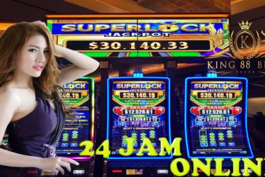 Mesin Slot Terbesar Online dan teraman
