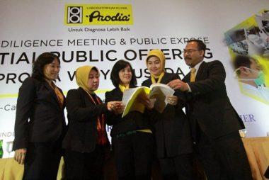 CEO Prodia dan DOKU