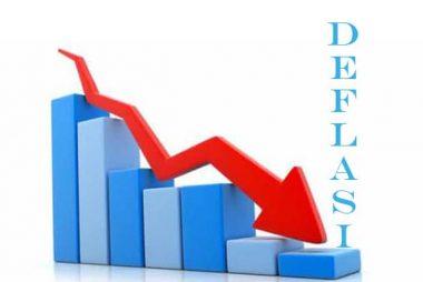 Bahaya Deflasi Tiga Bulan